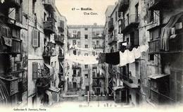 CORSE - Dans Le Vieux Bastia  - S. Damiani - Bastia