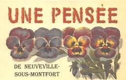 88 - VOSGES / Fantaisie Moderne - CPM - Format 9 X 14 Cm - 881639 - La Neuveville Sous Montfort - Autres Communes