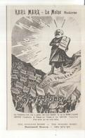 Karl Marx, Le Moise Moderne - Satirische