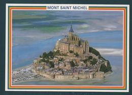 MONT SAINT MICHEL - Vue Générale Aérienne - Le Mont Saint Michel