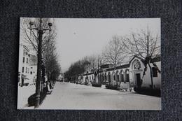 REQUENA - Avenida Del General VARELA Y Escuela De Aprendizaje Industrial - Espagne