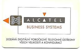 @+ Tchécoslovaquie - 100U - Alcatel - SC5 - Ref : C6 - Czechoslovakia