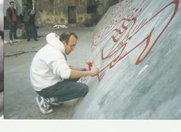 MIRANT DES DE FORA - ART AIDS - 2009 - Salud