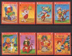 TURQUES ET CAIQUES  Timbres Neufs ** De 1996 ( Ref 5312 ) Disney Winnie - Turks & Caicos
