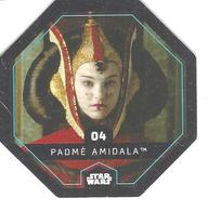 JETON LECLERC STAR WARS   N° 04 PADME AMIDALA - Power Of The Force
