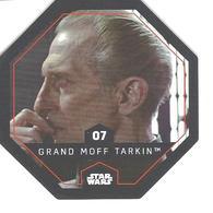 JETON LECLERC STAR WARS   N° 07 GRAND MOFF TARKIN - Power Of The Force