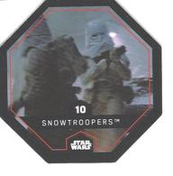 JETON LECLERC STAR WARS   N° 10 SNOWTROOPERS - Power Of The Force