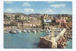 LIBAN,LEBANON,BEIRUT,BEYROUTH,le Port  -TBE -RECTO/VERSO- B6 - Lebanon