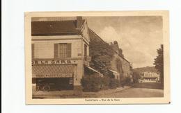 LOUVIERS    -  Rue De La Gare - Louviers