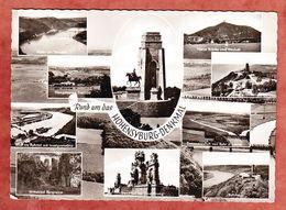 Dortmund, Rund Um Das Hohensyburg-Denkmal, 10 Bilder, EF Duerer, Nach Nijmegen 1962 (50542) - Dortmund