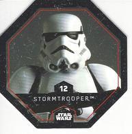 JETON LECLERC STAR WARS   N° 12 STORMTROOPER - Power Of The Force