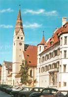 73216142 Pappenheim_Mittelfranken Stadtkirche Altes Schloss Pappenheim Mittelfra - Pappenheim