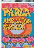 PARLA AMB LA TEVA PARELLA ....... Campanya De Prevencio De La SIDA - Salud