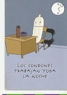 LOS CONDONES TRABAJAN TODA LA NOCHE - LOS JOVENES PODEMOS PARA EL SIDA - FASE - Salud