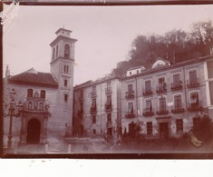 A-IDENTIFIER-  Espagne Espana Granada  1900's - A Identificar