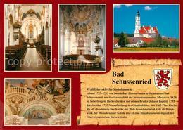 73217831 Bad_Schussenried Wallfahrtskirche Sankt Peter Und Paul Chronik Bad_Schu - Bad Schussenried