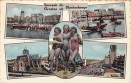 Groeten Uit Blankenberge (pk45985) - Blankenberge