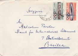 Brief In Die Schweiz (br3360 - 6. 1946-.. Republic