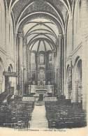 Buglose - Interieur De L'Eglise - France