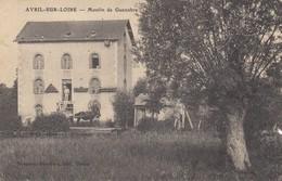 58 - Avril-sur-Loire - Moulin De Guenabre - Autres Communes