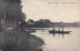 58 - Avril-sur-Loire - Déversoir De Forge-Neuve - Une Belle Promenade En Barque - Autres Communes