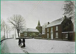 ! - Belgique - Heppeneert (Maaseik) - O. L. Vrouw Van Rust - Kerk En Pastorie - Maaseik