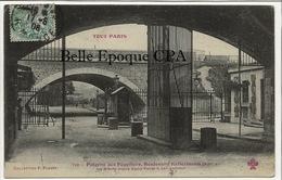 75 - TOUT PARIS 13 - #719 - Poterne Des Peupliers - Boulevard Kellermann / BIÈVRE +++ Coll. F. FLEURY +++ 1906 - District 13