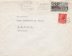 Brief In Die Schweiz (br3373) - 6. 1946-.. Republic