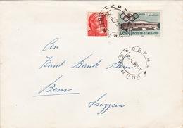 Brief In Die Schweiz (br3374) - 6. 1946-.. Republic