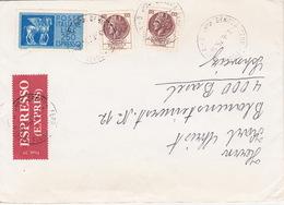 Brief In Die Schweiz (br3380) - 6. 1946-.. Republic