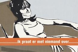 "HIV Vereniging Nederland ""ik Praat Er Met Niemand Over""  2004 - Salud"