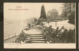 CP- Interno Del Giardino Del Valentino - TORINO - Places
