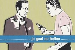 "HIV Vereniging Nederland ""je Gaat Nu Bellen""  2004 - Salud"