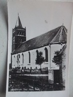 M49 Ansichtkaart Sexbierum - Ned. Herv. Kerk - Pays-Bas