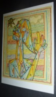 Carte Postale - L'Apocalypse Par Joseph Foret (dessin De Jean Cocteau 1961) - Cocteau