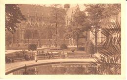 Bruxelles - CPA - Brussel - Eglise Du Sablon - Monuments, édifices
