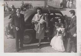 Piovene Vicenza Fotografia Originale Matrimonio Auto D'epoca P. Bertoldi Rocchette  ^^^^ - Lieux