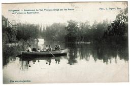 Hougaerde - Pensionnat Du Val Virginal Dirigé Par Les Soeurs De L'Union Au Sacré-Coeur - 1906 - 2 Scans - Hoegaarden
