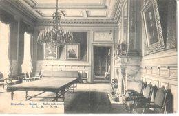 Bruxelles - CPA - Brussel - Sénat - Salle De Lecture - Monuments, édifices