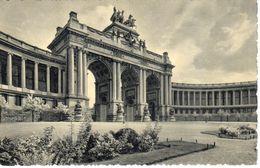 Bruxelles - CPA - Brussel - L'arcade Du Cinquantenaire - Monuments, édifices