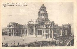 Bruxelles - CPA - Brussel - Palais De Justice - Gerechtshof - Monuments, édifices