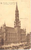 Bruxelles - CPA - Brussel - La Grand'Place - Marktpleinen, Pleinen