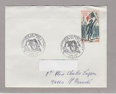 LSC 1972 - Cachet BONAPARTE Au Pont D'Arcole  Sur YT 1730 - Marcophilie (Lettres)