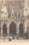 Bruxelles - CPA - Brussel - Portail Nord De Ste-Gudule - Monuments, édifices