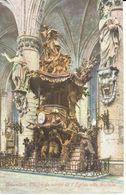 Bruxelles - CPA - Brussel - Chaire De Vérité De L'Eglise Sainte-Gudule - Monuments, édifices