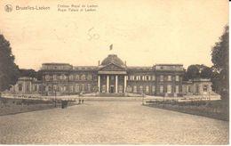 Bruxelles - CPA - Brussel - Château Royal De Laeken - Laeken
