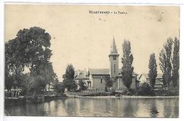 VILLEFAVARD - Le Temple - France
