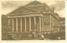 Bruxelles - CPA - Brussel - Théâtre Royal De La Monnaie - Monuments, édifices