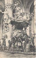 Bruxelles - CPA - Brussel - La Chaire De Sainte Gudule - Monuments, édifices