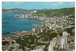 HONG KONG - BIRD'S EYE VIEW OF EASTERN DISTRICT OF HONG KONG - Cina (Hong Kong)